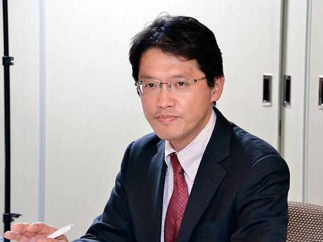 第5代 西良浩一教授